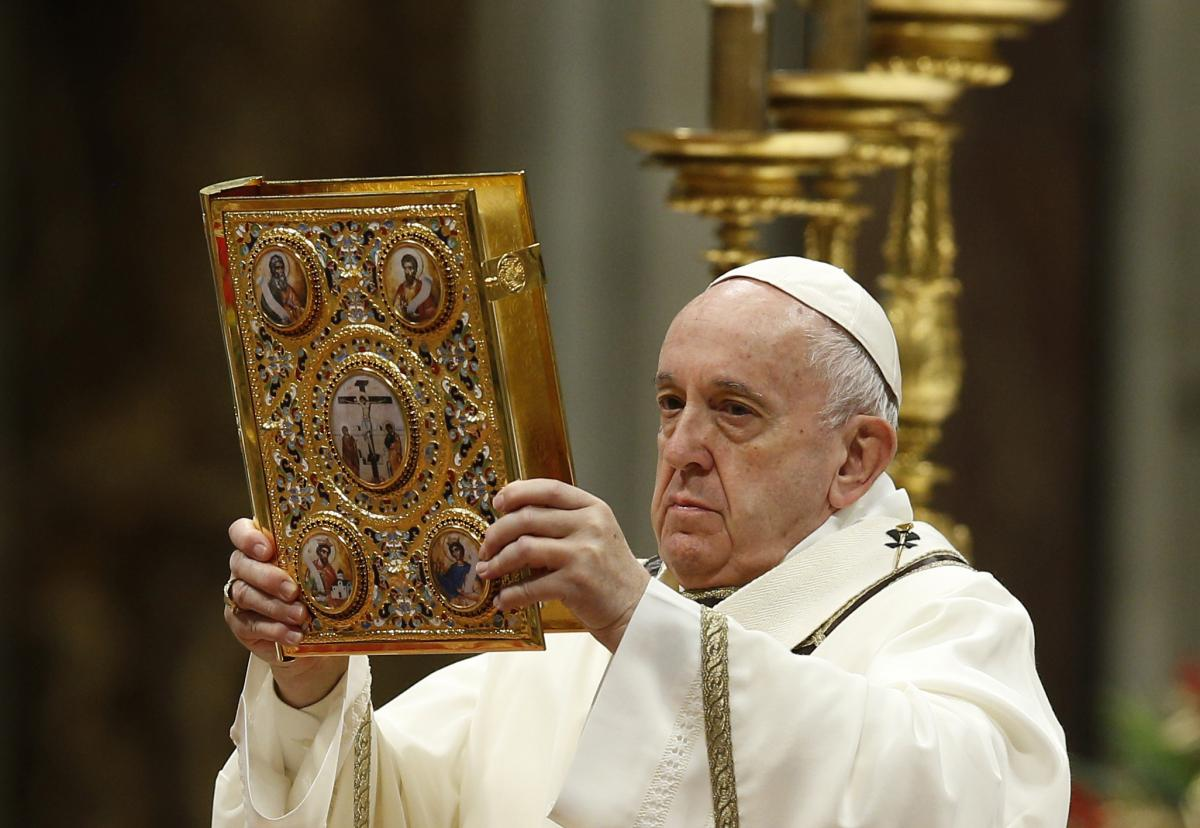 Ferenc pápa szerint a házasság csak egy férfi és egy nő közt jöhet létre
