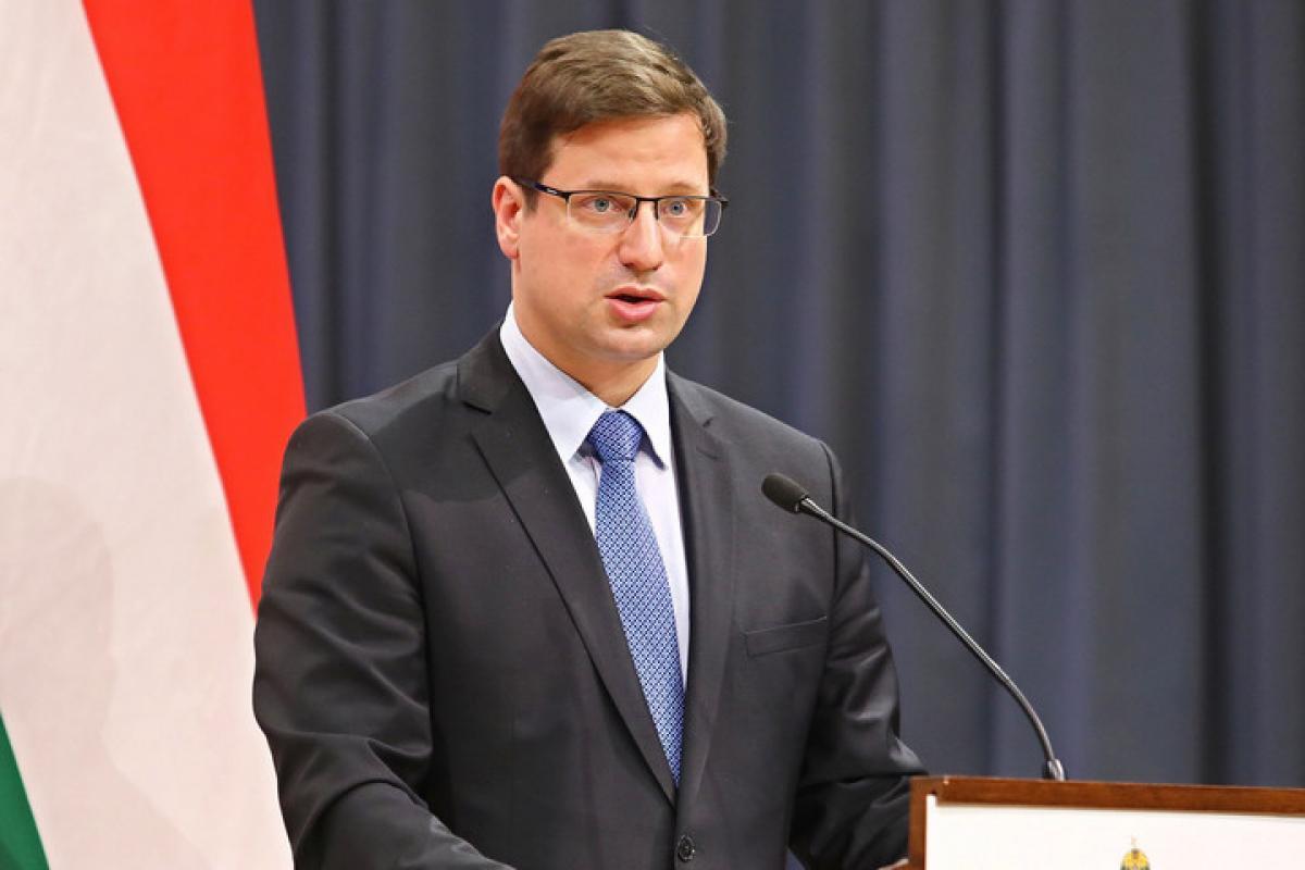 Gulyás Gergely: akkor tud fennmaradni a magyar állam, ha a magyarok megőrzik, ápolják
