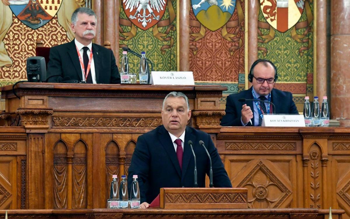 Orbán Viktor: az út az Európai Unióba Közép-Európán keresztül vezet a balkáni népek számára