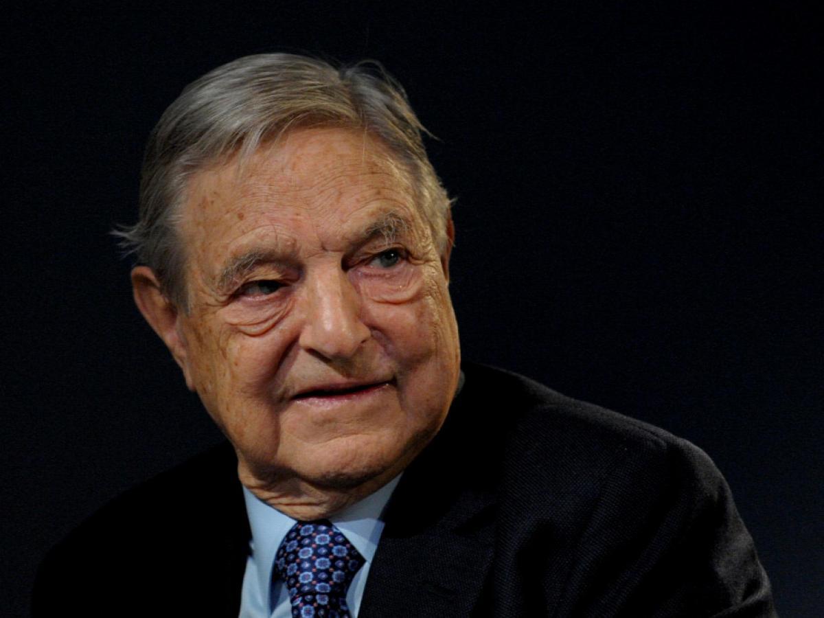Ismét shortolással kaszálhat Soros György