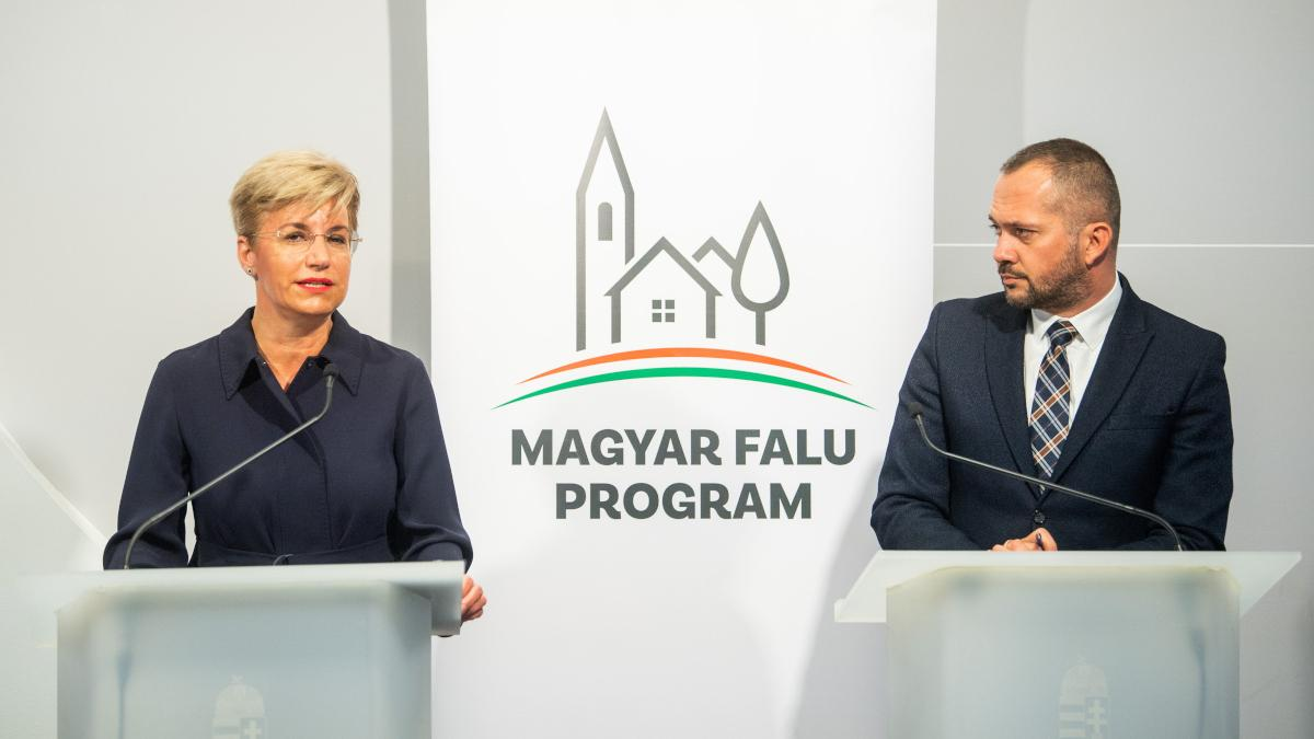 Magyar Falu program: hatalmas ingatlanvagyont ad át az állam a kistelepüléseknek