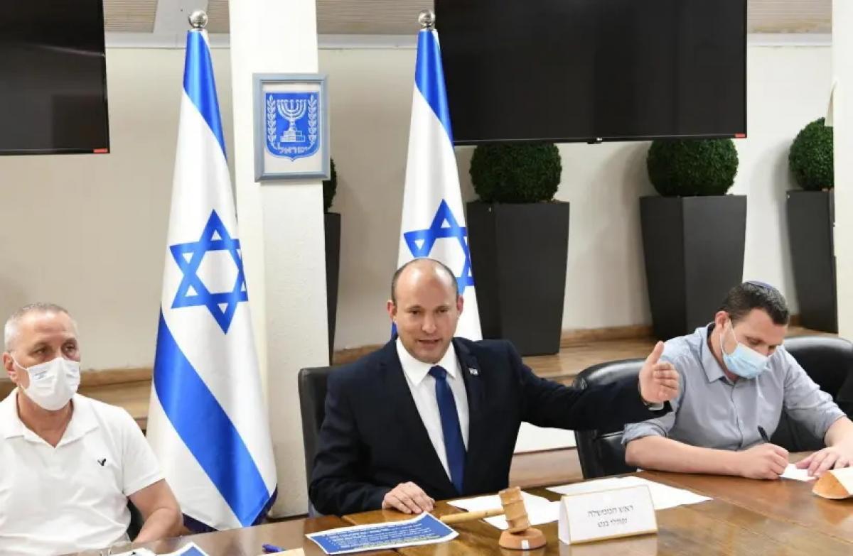 Izrael miniszterelnöke: a Pfizer vakcinája kevésbé hatékony a Delta-variáns ellen