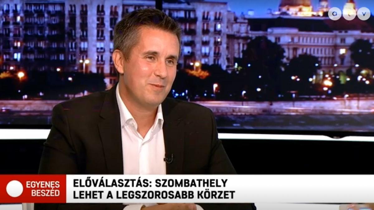 Czeglédy Csaba ármánykodással vádolja Karácsony Gergelyt