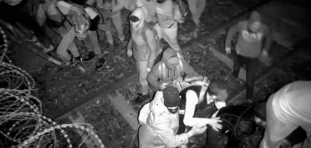 Újra a déli határnál dübörög az álprobléma: 15 fős migránsbanda katonákat sebesített meg Ásotthalomnál