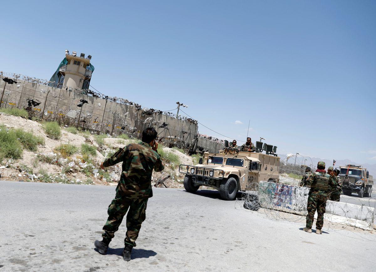 """Hogy Afganisztán polgárháborúba sodródik, """"az a rideg valóság"""""""