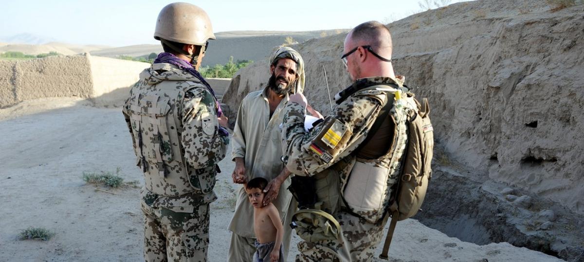 Mintegy 1 500 olyan afgánt akar befogadni Németország, akik segítették a Bundeswehrt