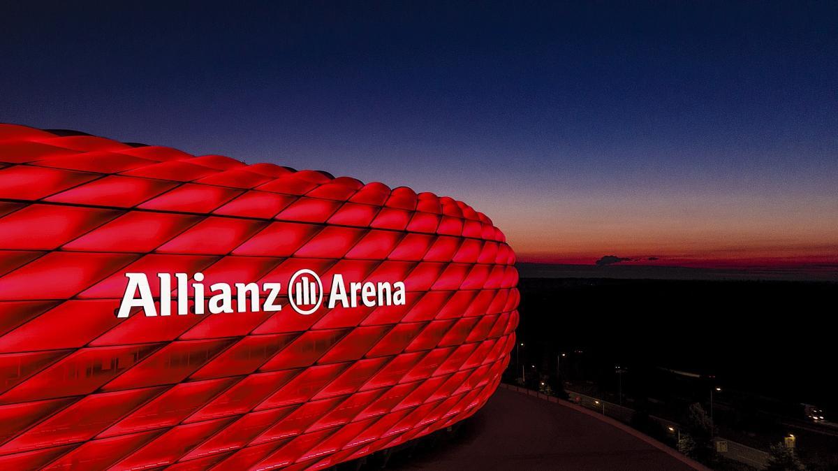 Bajorország: eldőlt, hogy 14 000 néző előtt tarthatnak meccseket az Európa Bajnokság alatt a müncheni Allianz Aránéban