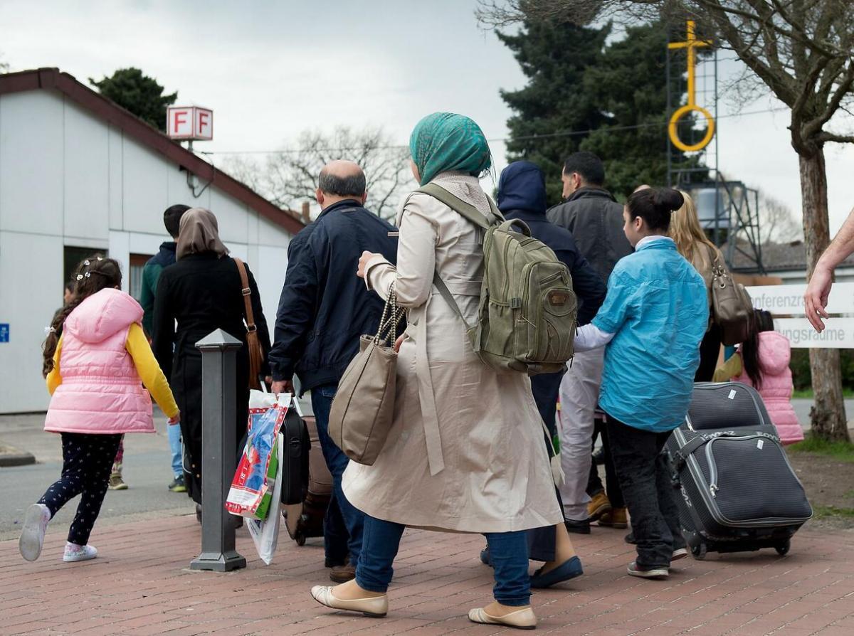 Megállíthatják-e a menekültek a társadalom elöregedését? - teszi fel a kérdést a Der Tagesspiegel