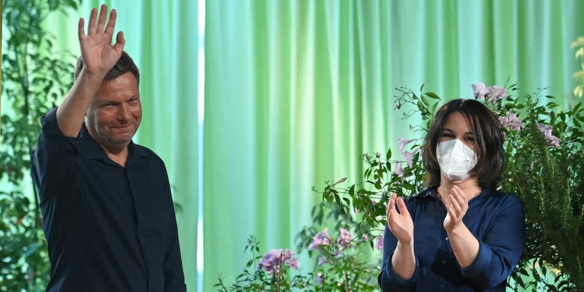 Akkor itt a vége: a zöldbarát német Taz a Zöldek kancellárjelöltjének visszalépését követeli