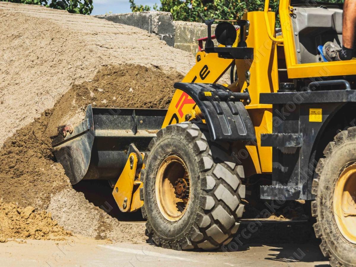 STOP az elszabadult építőanyag-ipari áraknak: kiegészítő bányajáradékot vezet be a kormány