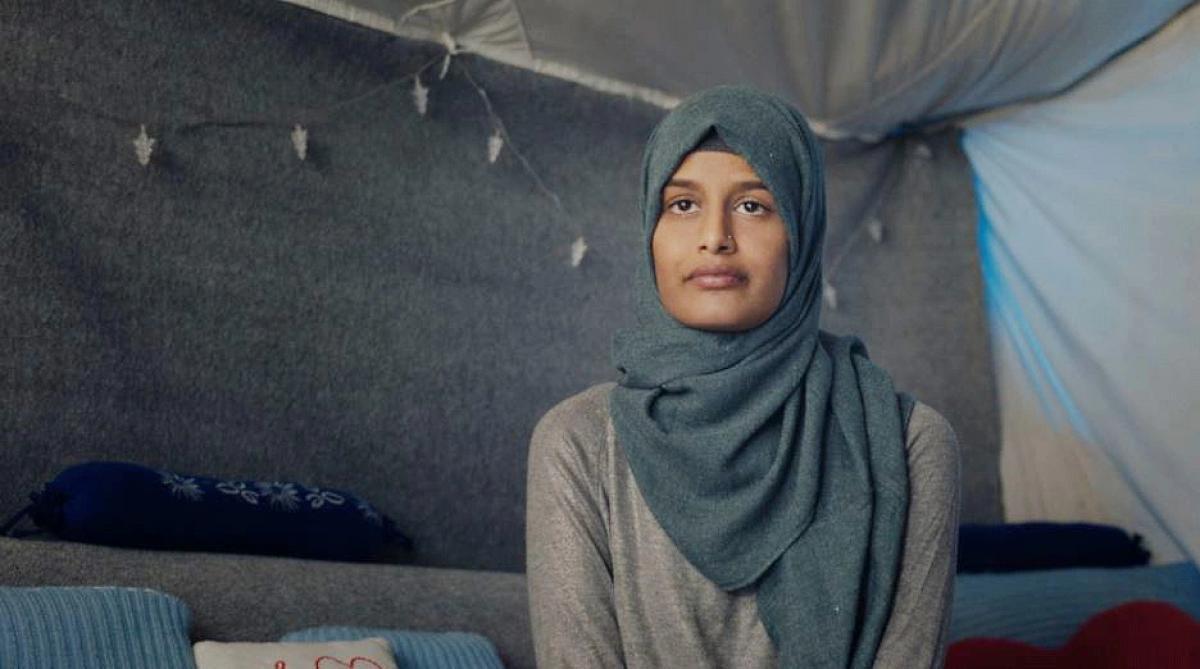 """The SUN: Shamima Begum azt állítja, csak azért hagyta el az Egyesült Királyságot, hogy csatlakozzon az ISIS-hez, mert """"nem akarta, hogy a barátai mögött lemaradjon"""""""