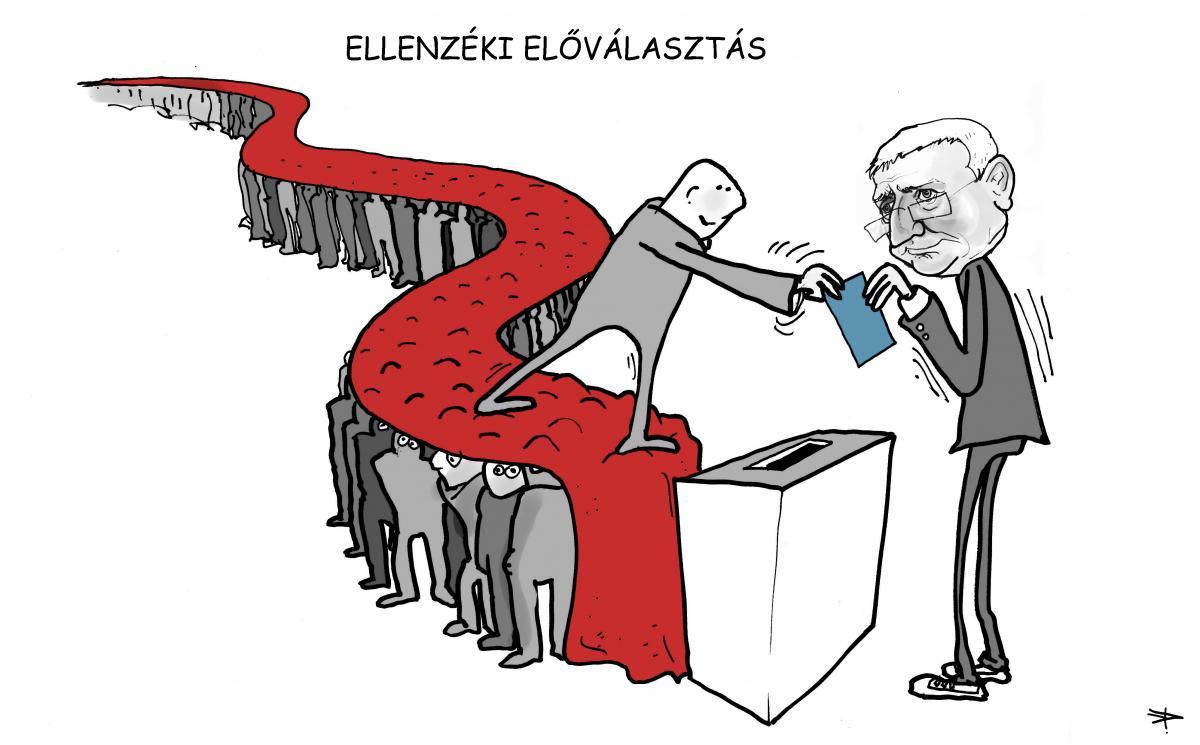 Kékcédulás szavazás lesz ez, nem választás - elindult az aláírásgyűjtés az ellenzéki előválasztásra