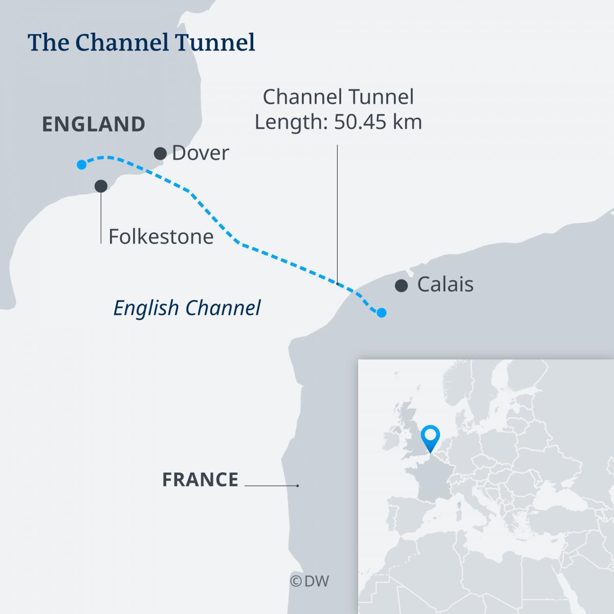 A veszélyek ellenére egyre több migráns kel át a La Manche-csatornán