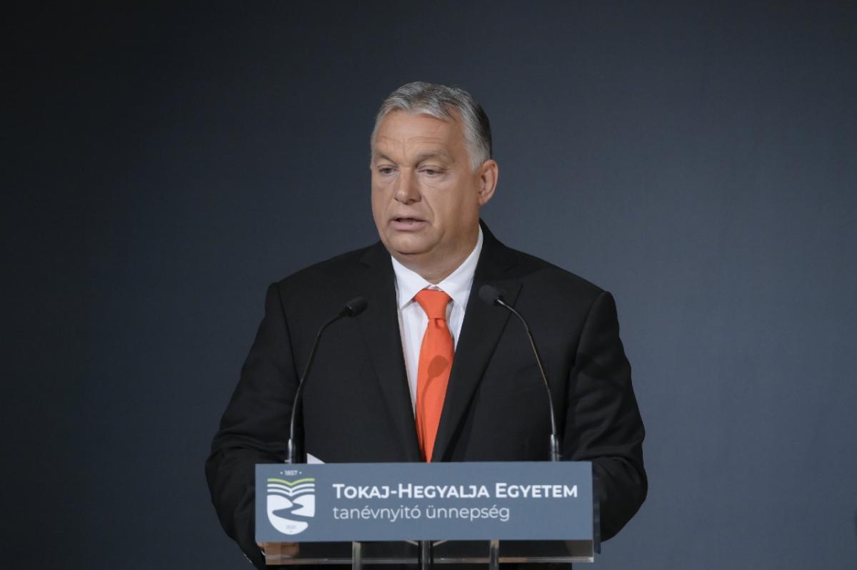 Orbán: helyre kell állítani azt a méltóságot és azt az erőt, amelyet elvettek a magyar vidéktől