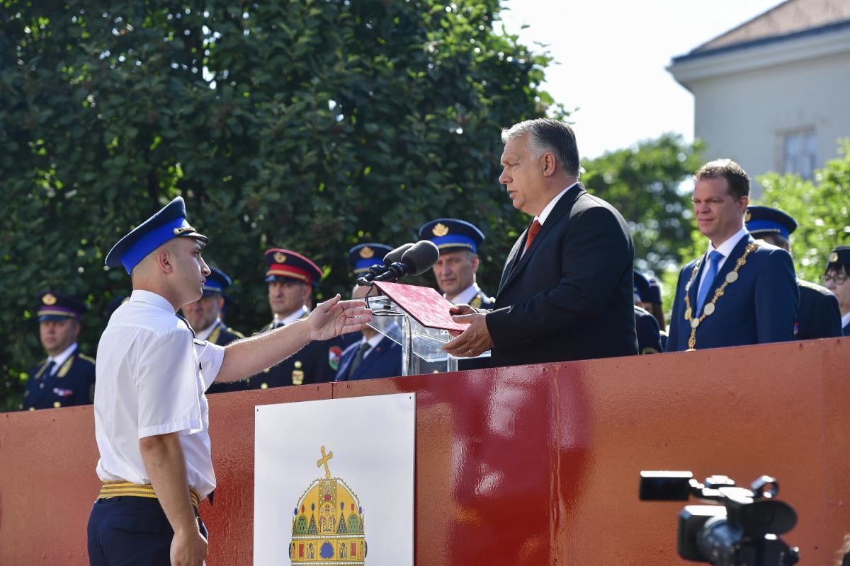 Orbán Viktor: Magyarország az egyik legbiztonságosabb ország Európában, ahol nemcsak a többség, de minden kisebbség is nyugodtan élhet