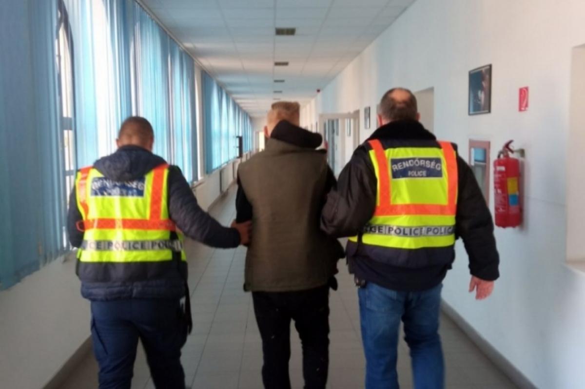 32 illegális migránst próbált becsempészni Magyarországra az embercsempész