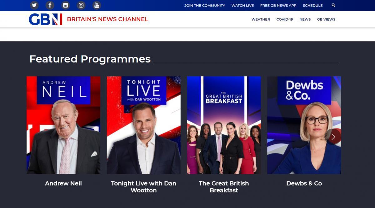 Új konzervatív hírcsatorna indult Nagy-Britanniában