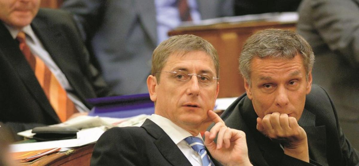 """Szilvásy György, Gyurcsány """"sötét lova"""" nagyon aggódik a lehallgatások miatt"""