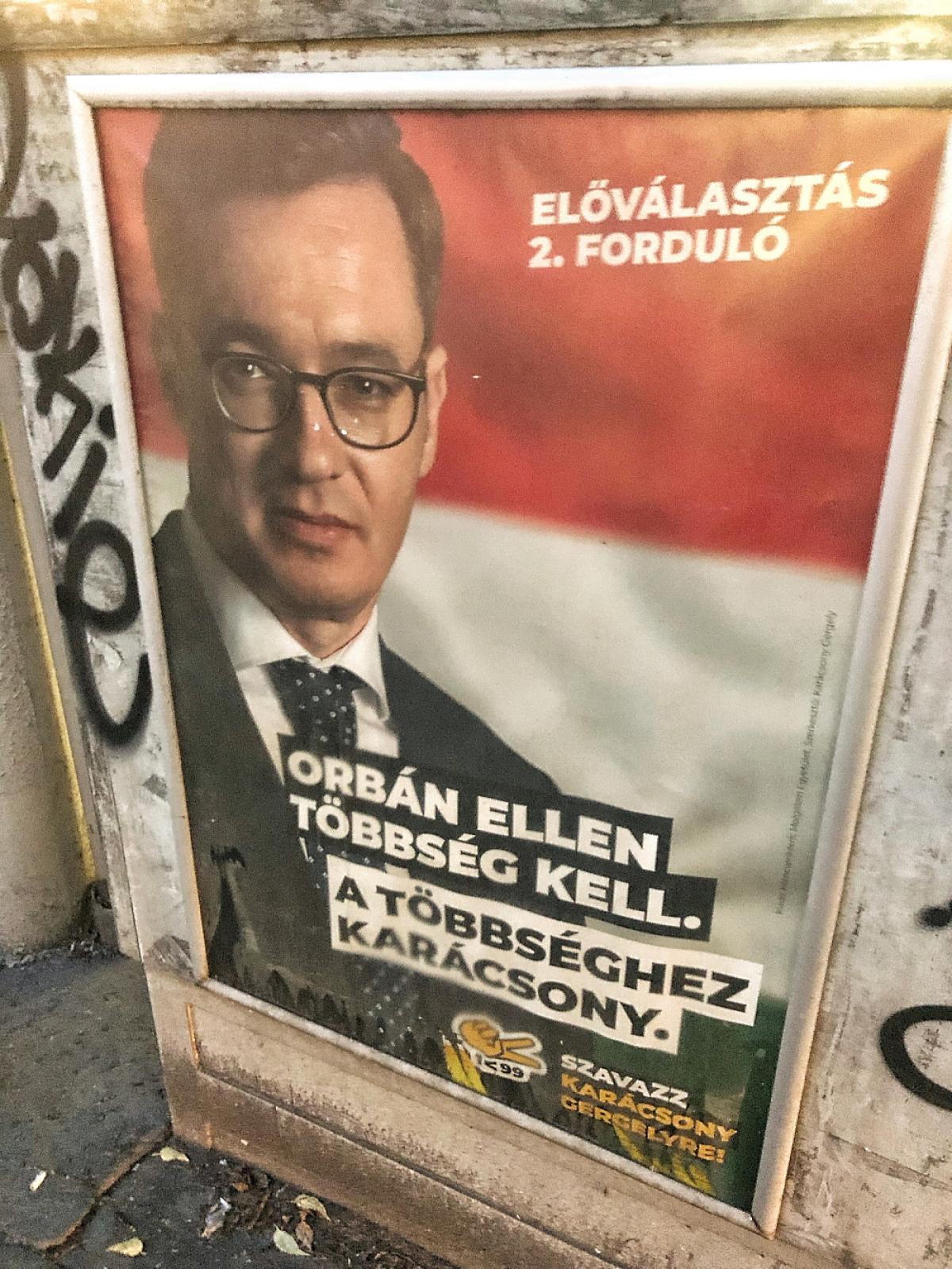 Karácsony Gergely: a baloldali gondolatnak Magyarországon ma nincs társadalmi többsége