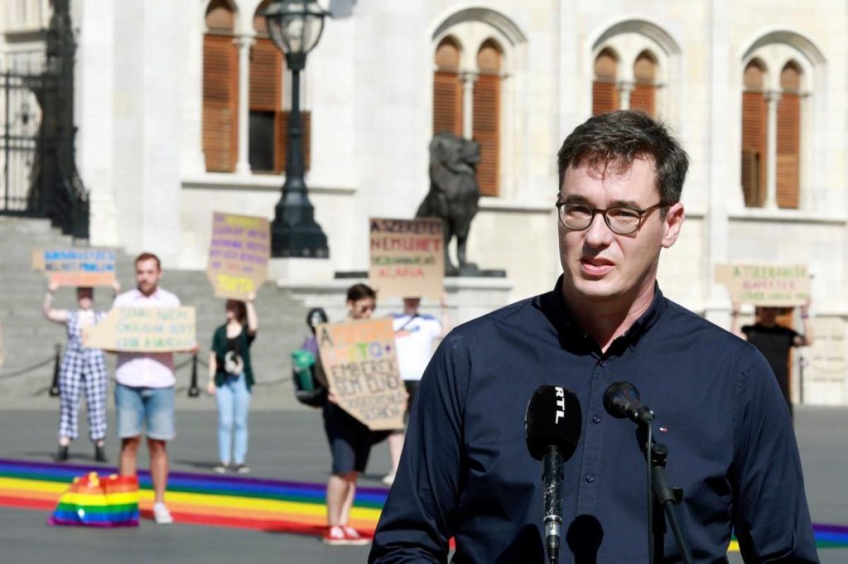 A szombati Pride sztárfellépője Karácsony Gergely főpolgármester, miniszterelnök-jelölt-jelölt