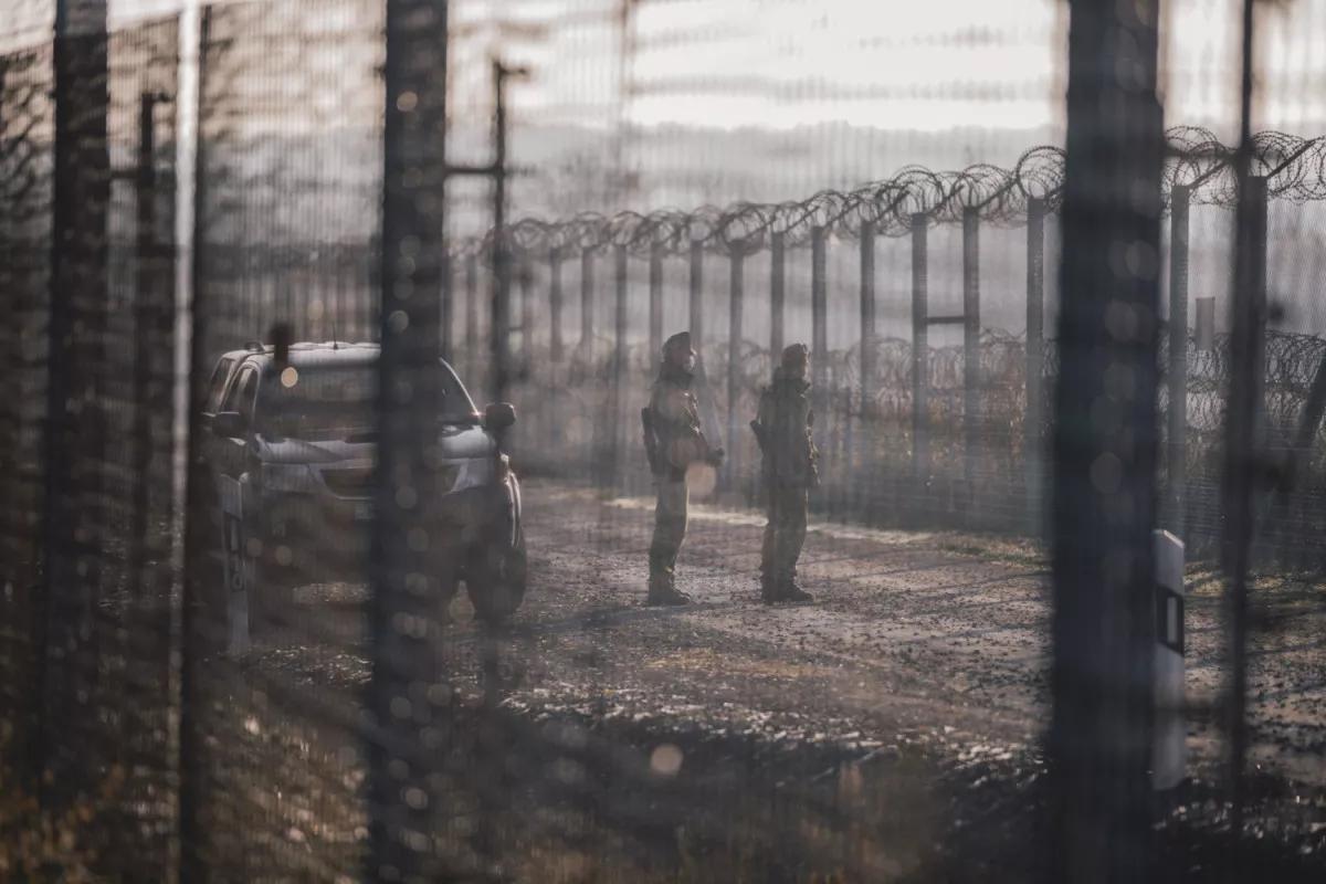 1036 határsértővel szemben intézkedtek a határon a hétvégén