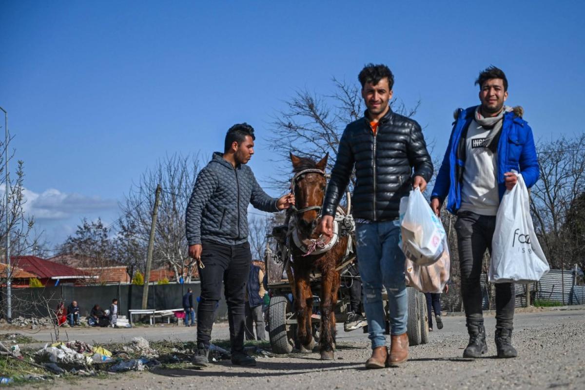 Újabb 3,5 milliárd eurót ad az Európai Bizottság a szíriai menekültek támogatására Törökországnak