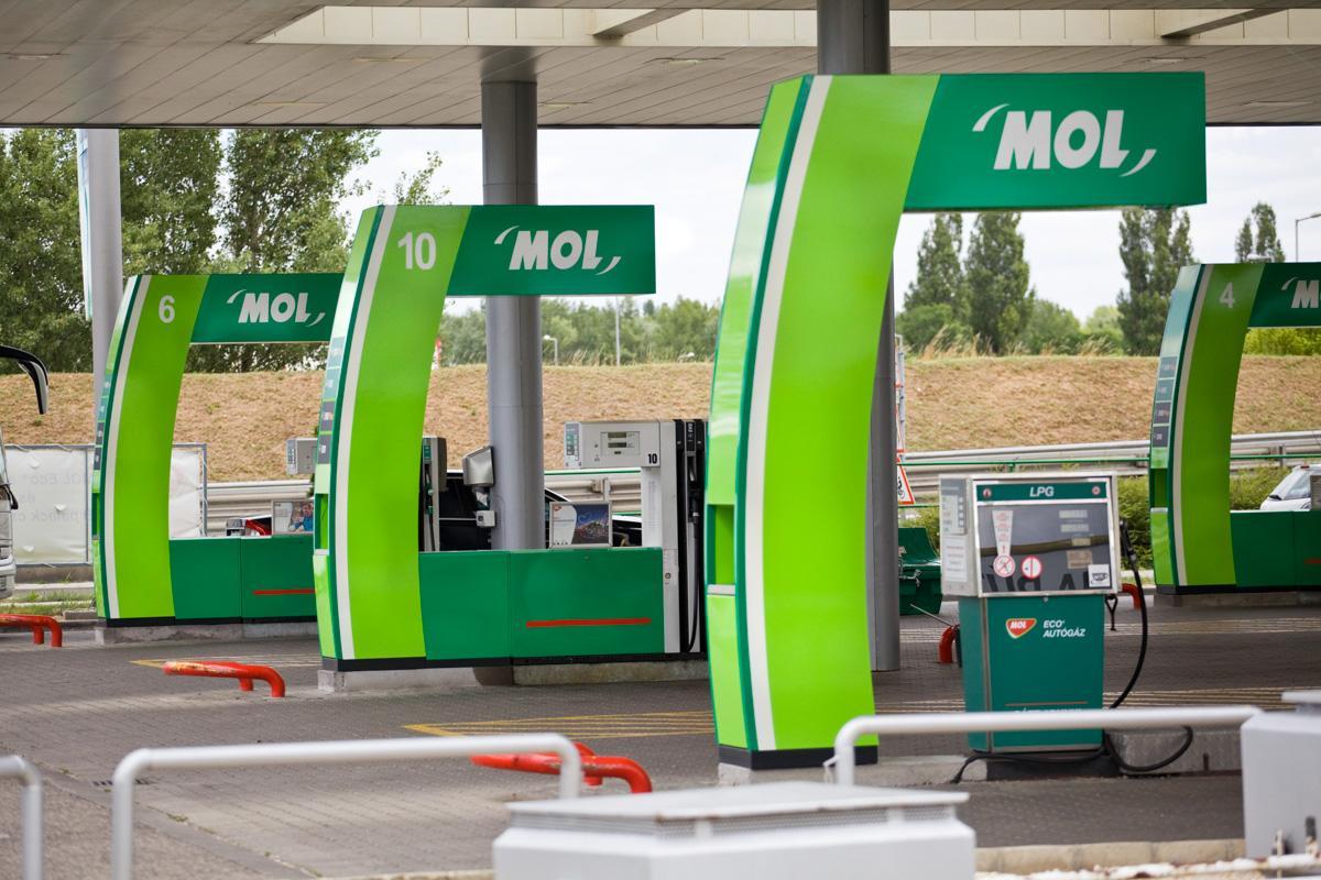120 töltőállomást szerez meg Szlovéniában a MOL az OMV-től
