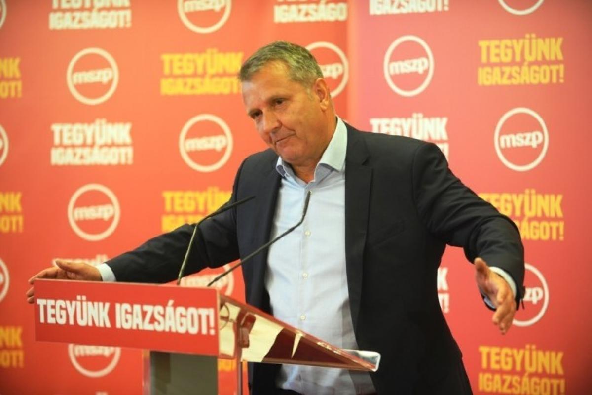 Baloldali előválasztás: repült az MSZP-ből a korábbi elnök, Molnár Gyula