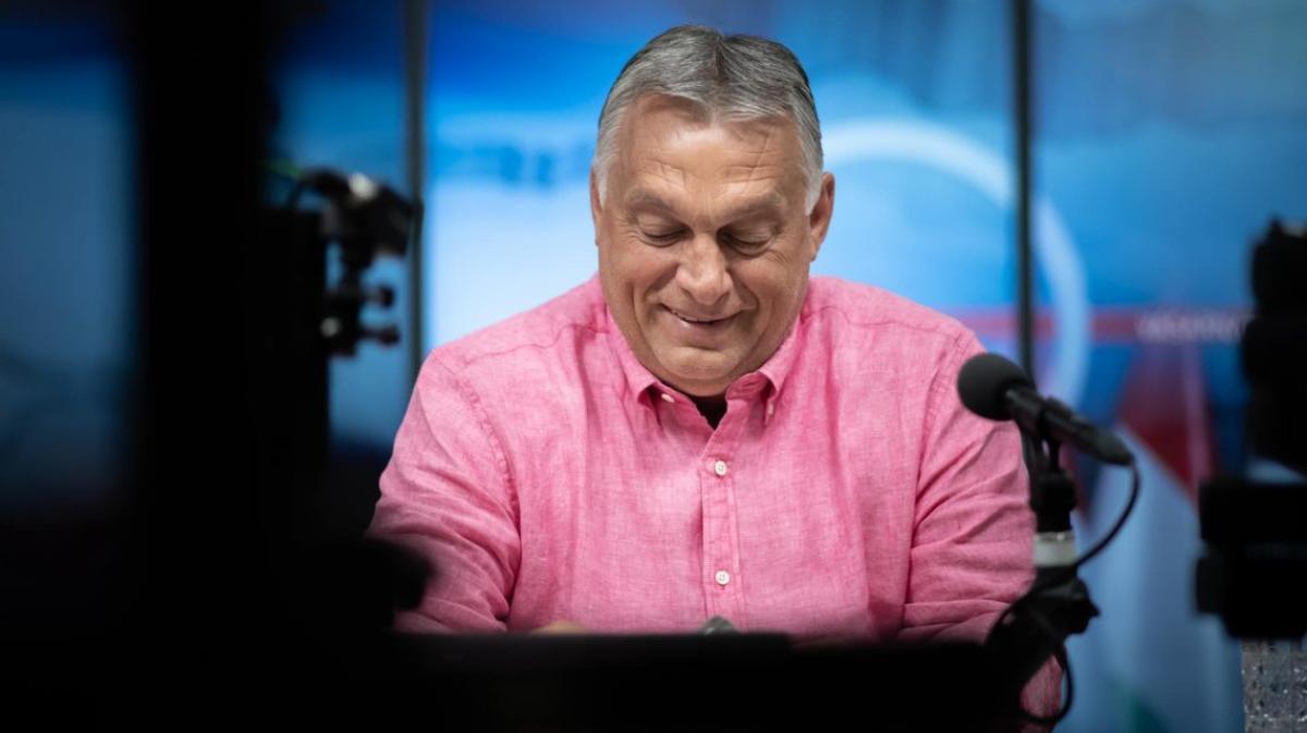 Orbán: Magyarországon mindenkit be tudunk oltani, aki kéri az oltást