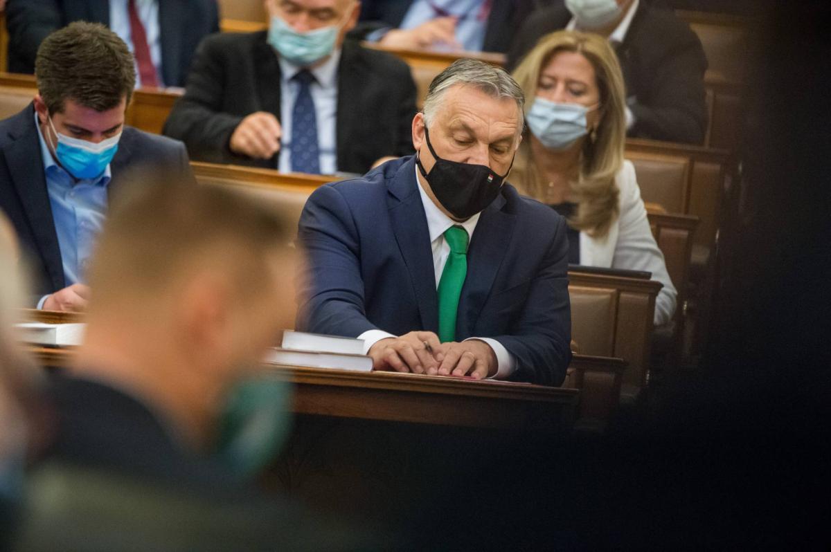 Orbán Viktor beszédével kezdődik az őszi ülésszak