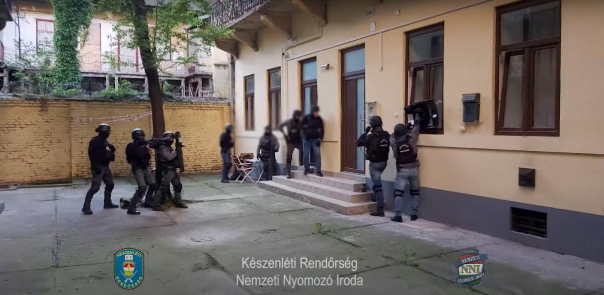 Arab embercsempész-bandára csaptak le a rendőrök Budapesten