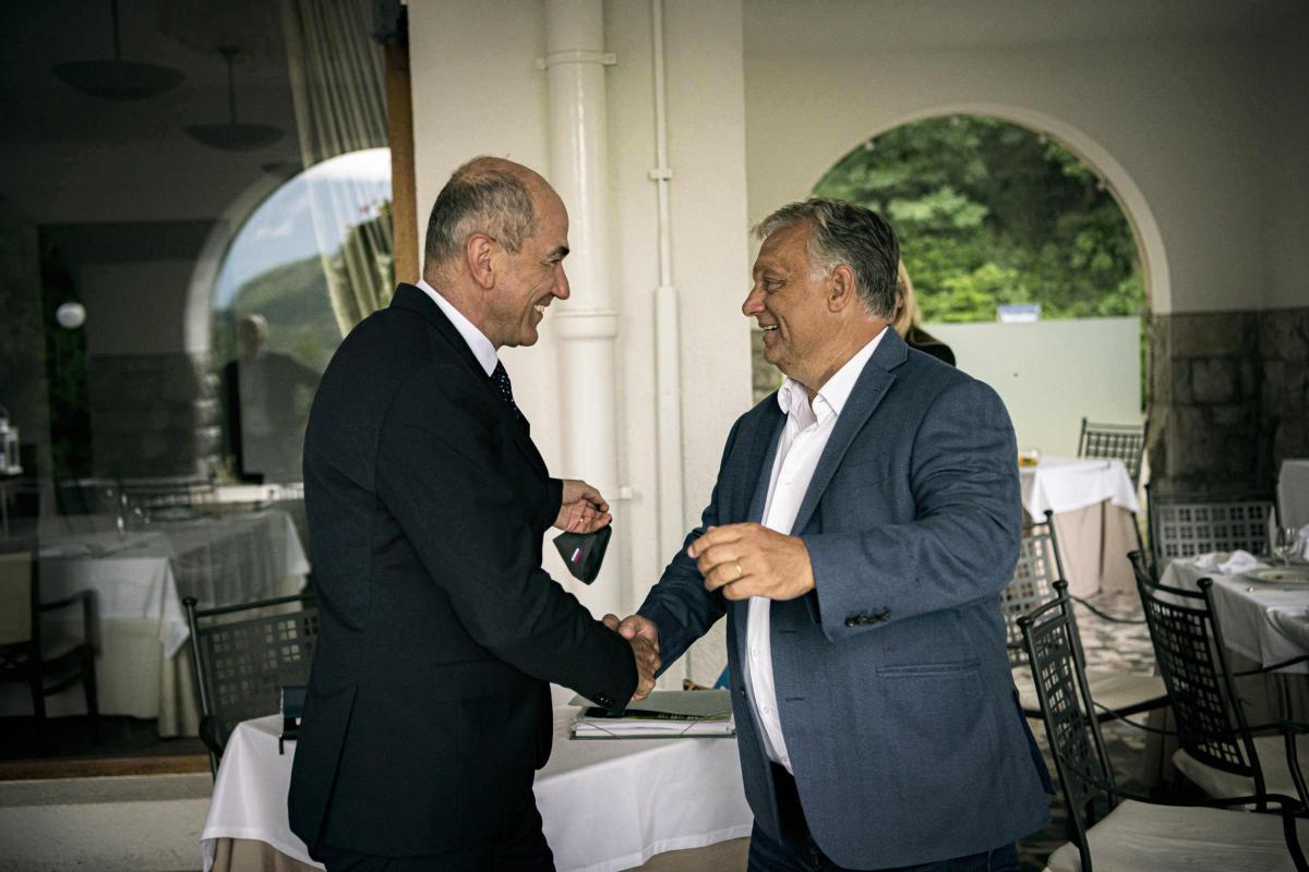 Szlovénia 30 - Orbán: nekünk, magyaroknak, Magyarországnak is annál jobb, minél erősebb, gazdagabb és boldogabb a szomszédunk