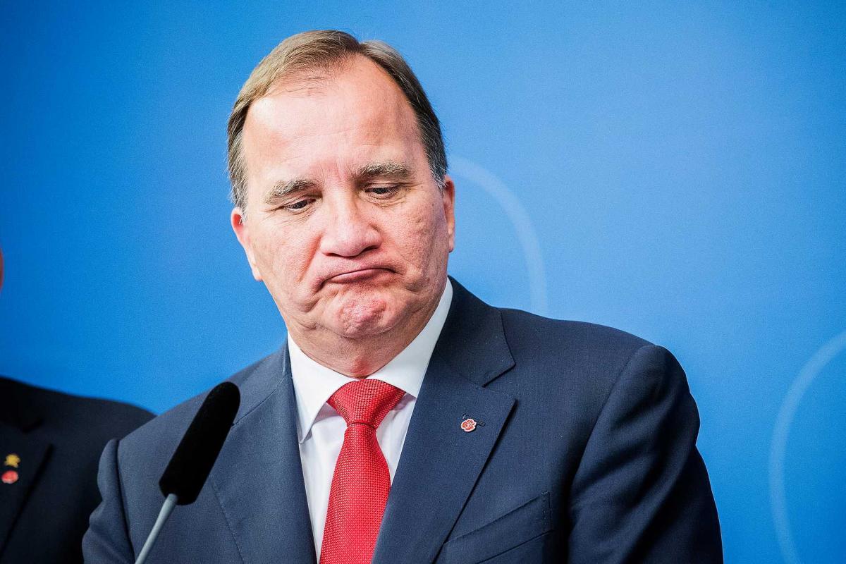 Megbukott a svéd bevándorláspárti miniszterelnök