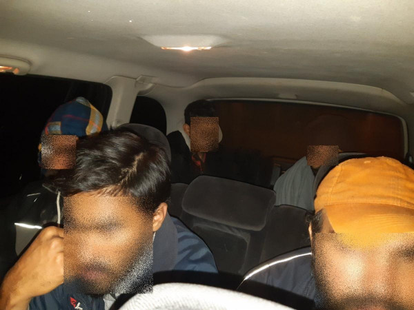 Hat migránst csempészett egy szerb sofőr