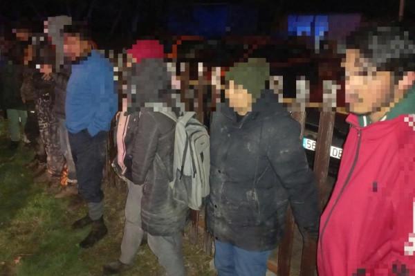 15 illegális migránst csempészett a 22 éves szerb