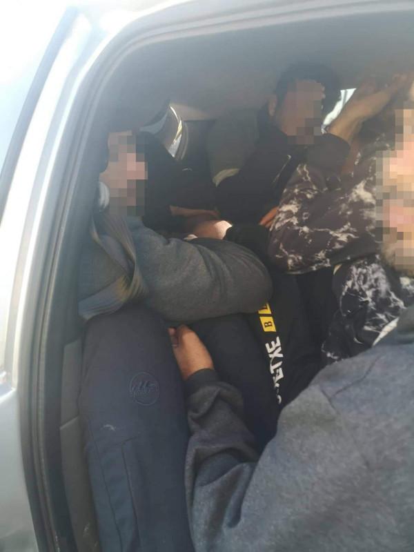 Újabb embercsempész fogtak el a magyar rendőrök