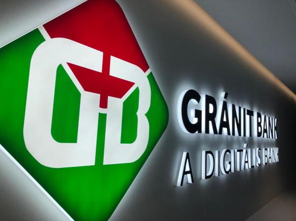Eddigi legeredményesebb évét zárta tavaly a Gránit Bank