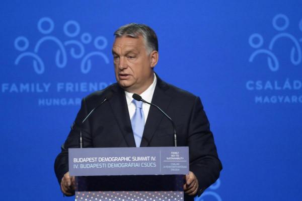 Orbán Viktor: a legfontosabb, hogy az életünket folytatásra érdemesnek találjuk, és ezt csak a gyermekek révén lehet elérni
