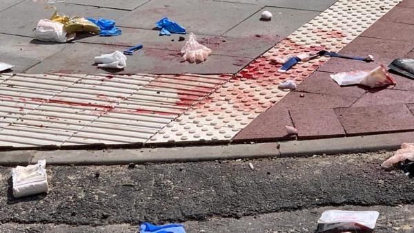 """Késsel hadonászott, és """"Allahu akbar"""" kiáltásokat rikácsolt Hamburgban a migráns, a kiérkező rendőrök agyonlőtték"""