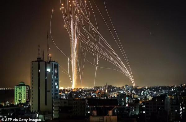 1500-nál is több rakétát lőtt már ki a Hamász Izraelre - a támadások 7 halottat követeltek, köztük 2 gyerekét