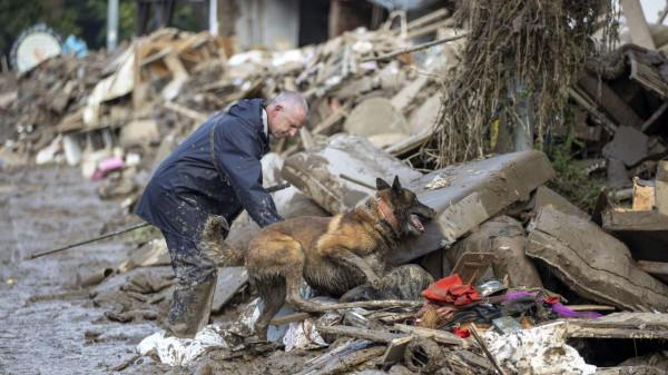 A sokkoló árvizek után súlyos kritika éri a katasztrófavédelmet Németországban