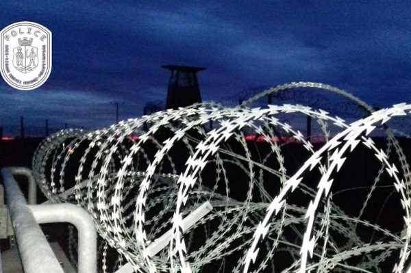 7 illegális migránst csempészet a szerb férfi Lajosmizsénél