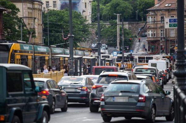 """Pénteken Karácsony helyettese azt nyilatkozta a budapesti autósoknak, hogy """"Budapest nem erre lett kitalálva"""" [hogy autózzunk]"""
