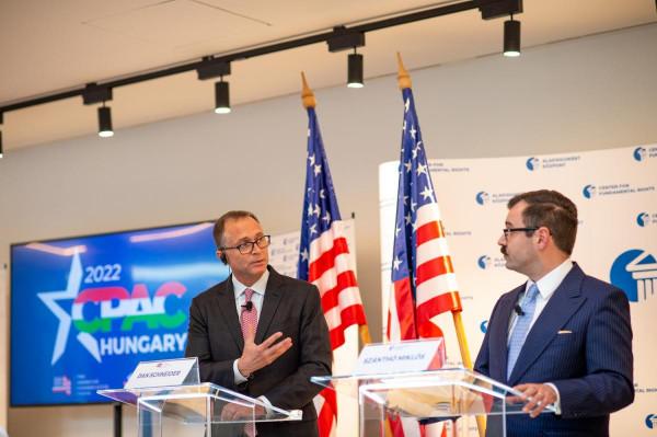 Európában elsőként: 2022-ben Magyarországon szervezik meg az amerikai konzervatívok legnagyobb gyűlését