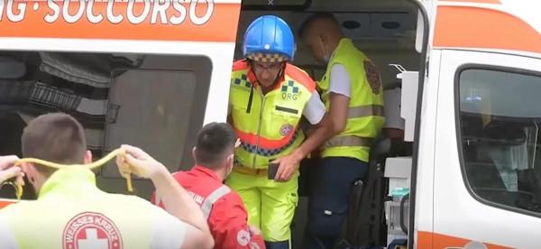 A megvadult nigériai 9 embert sebesített meg dél-Tirolban