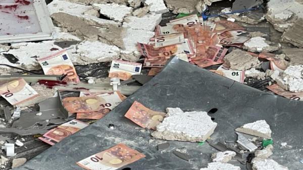 ATM-et robbantottak fel Berlinben szerdán reggel - hogy az elkövetők mennyit zsákmányoltak, egyelőre rejtély