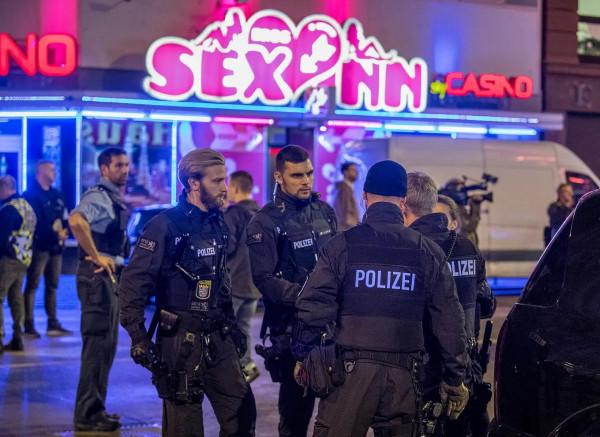 Elszabadult Frankfurtban az utcai erőszak, a prostitúció és a kábítószer-kereskedelem