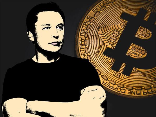 Tovább játszik a Bitcoinnal Elon Musk, a techipar fenegyereke - 15%-ot veszített értékéből a kriptopénz Musk tweetje után