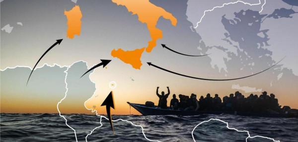Európa rekordévre számít a migráció terén