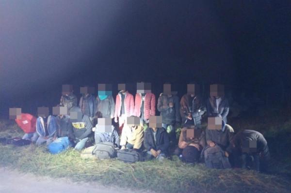 Embercsempész Apostagnál, határsértők Homorúdnál